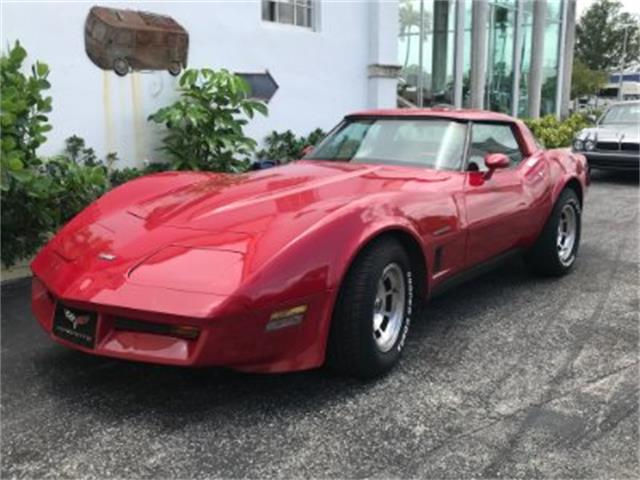Picture of '82 Corvette - PYPR