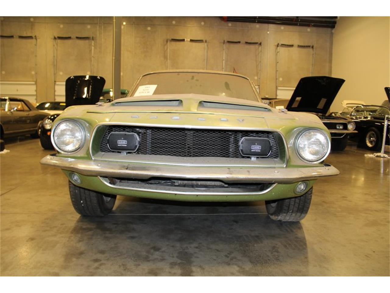 Large Picture of '68 GT500 - PYQC