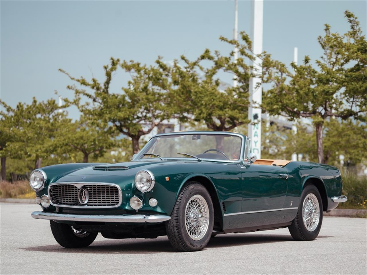 Large Picture of '61 Spyder - PYQL