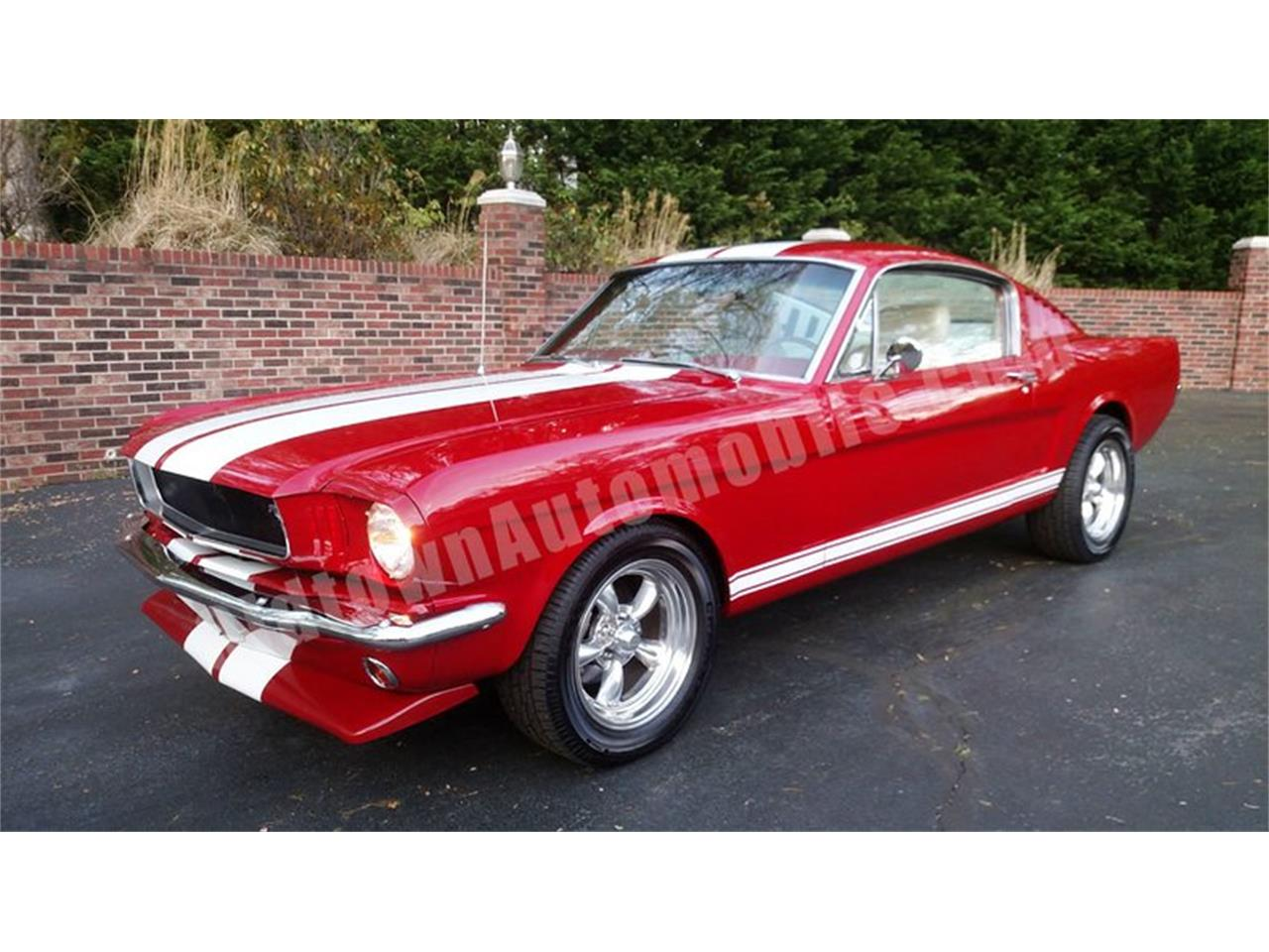 Old Mustangs For Sale >> For Sale 1965 Ford Mustang In Huntingtown Maryland