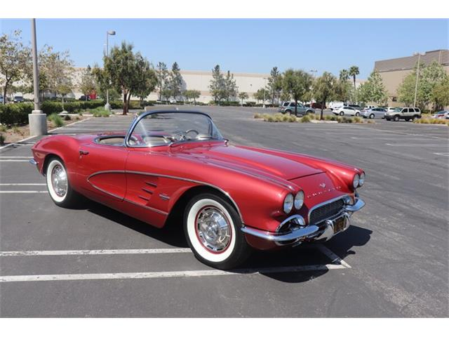 Picture of 1961 Chevrolet Corvette Offered by  - PYR2