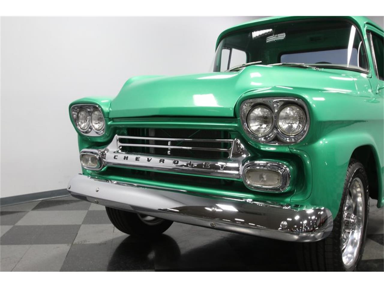Large Picture of '59 Apache - PXR4