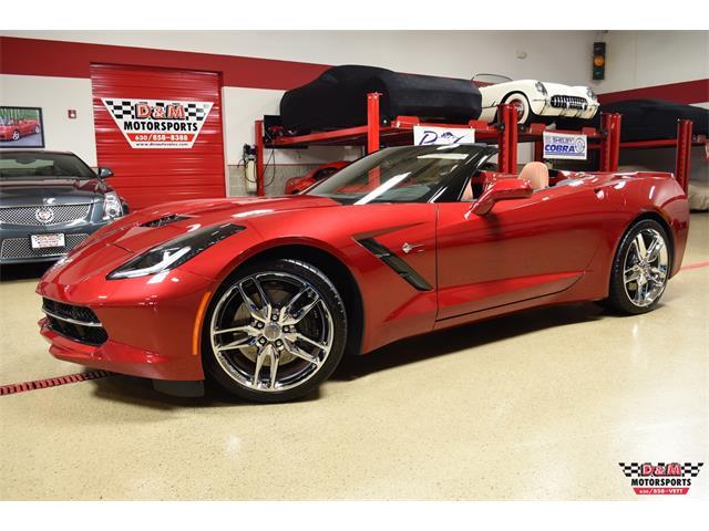 Picture of '15 Corvette - PYRA