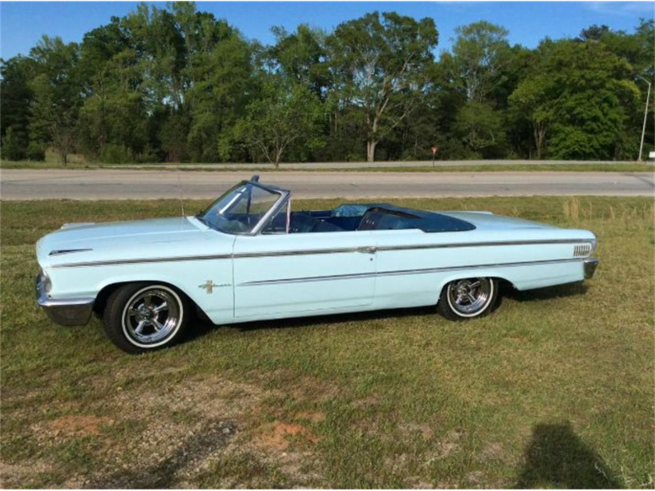 Large Picture of '63 Galaxie 500 - PYRW