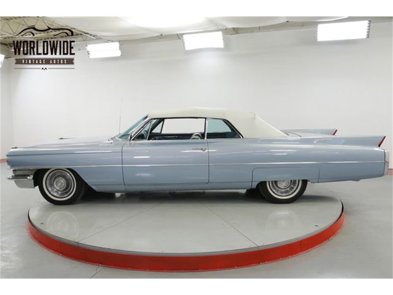 Large Picture of '63 DeVille - PXR7