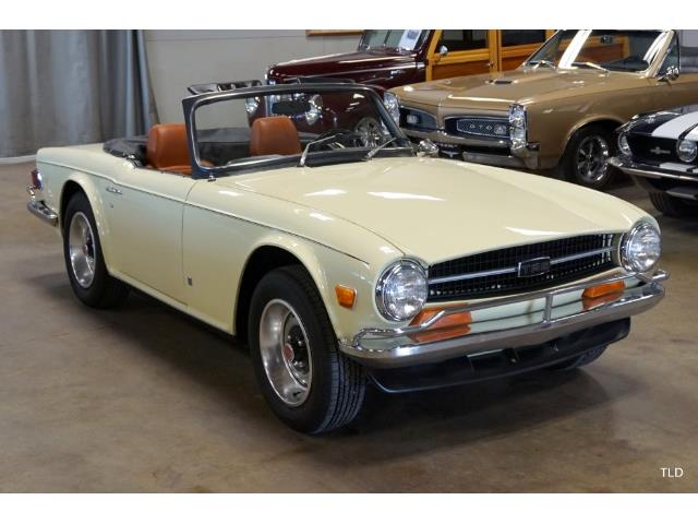 Picture of 1972 TR6 located in Illinois - PYSI