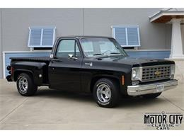 Picture of '75 Silverado - $39,900.00 Offered by Motor City Classic Cars - PYSK