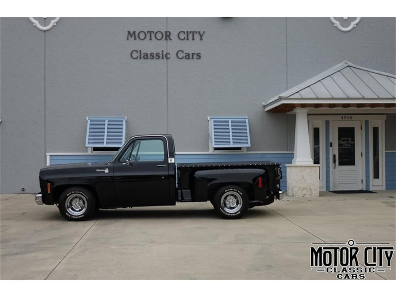 Large Picture of 1975 Chevrolet Silverado located in Vero Beach Florida Offered by Motor City Classic Cars - PYSK