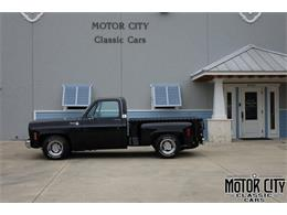 Picture of 1975 Chevrolet Silverado - $39,900.00 Offered by Motor City Classic Cars - PYSK