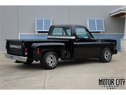 Picture of '75 Chevrolet Silverado - $39,900.00 Offered by Motor City Classic Cars - PYSK