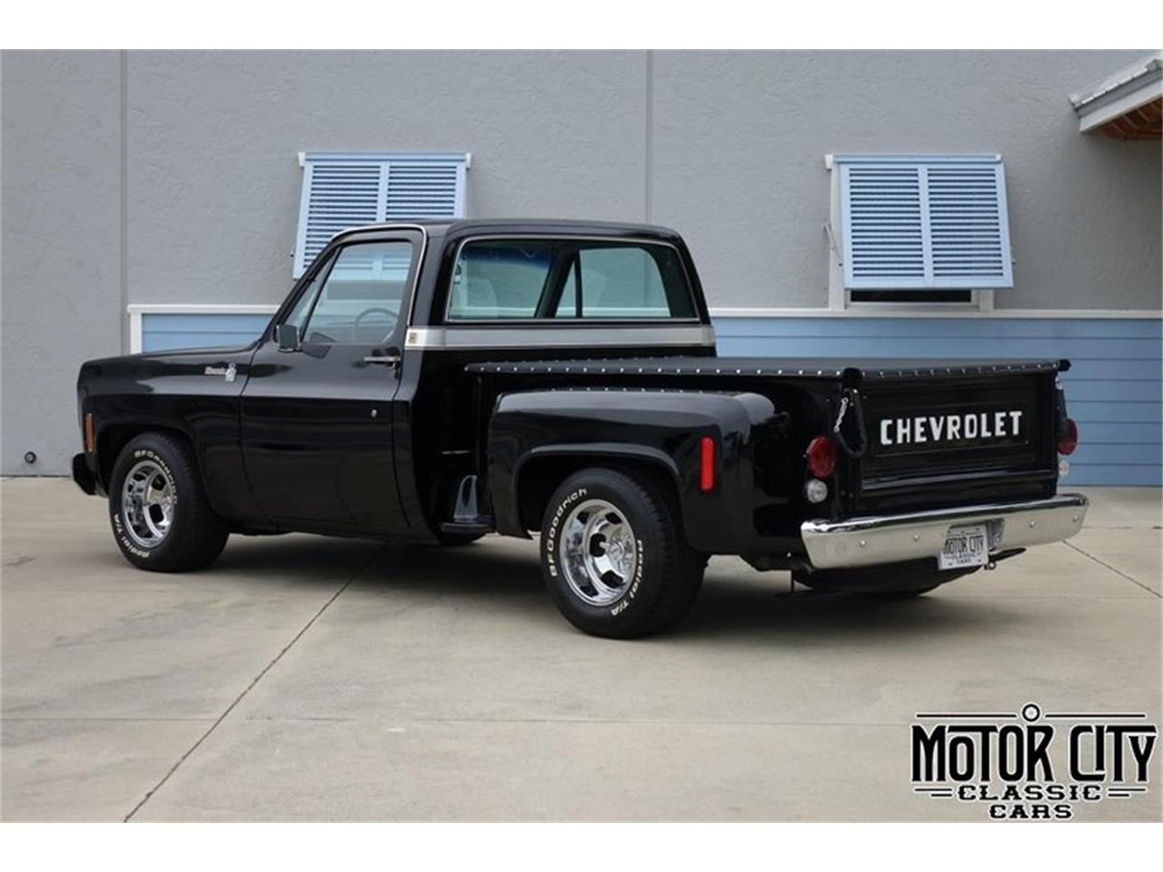 Large Picture of '75 Silverado - PYSK