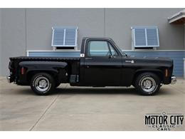 Picture of 1975 Chevrolet Silverado located in Vero Beach Florida Offered by Motor City Classic Cars - PYSK