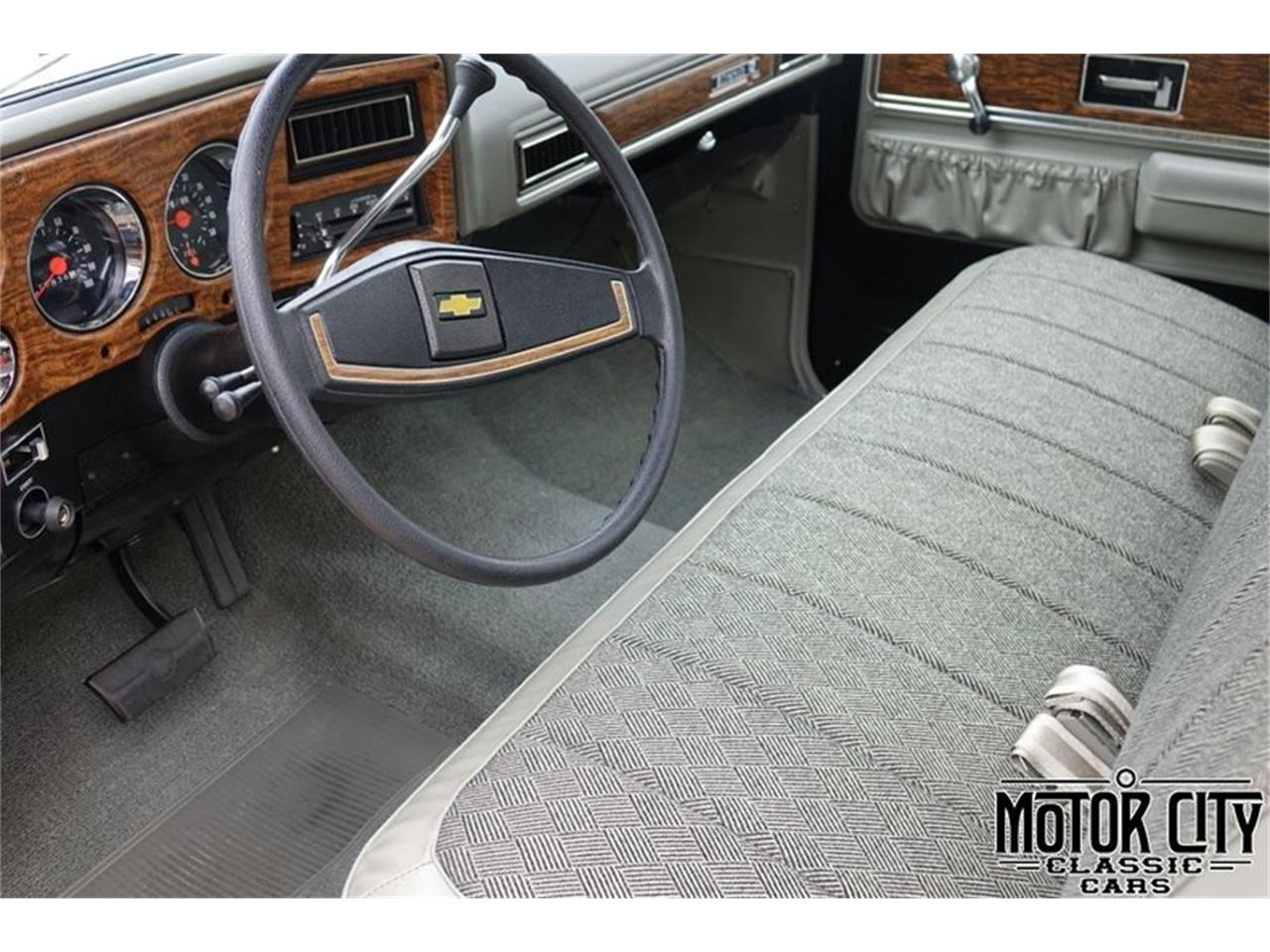 Large Picture of 1975 Chevrolet Silverado located in Florida Offered by Motor City Classic Cars - PYSK