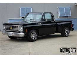 Picture of '75 Silverado Offered by Motor City Classic Cars - PYSK