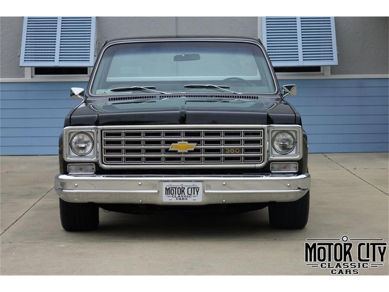 Large Picture of 1975 Chevrolet Silverado Offered by Motor City Classic Cars - PYSK