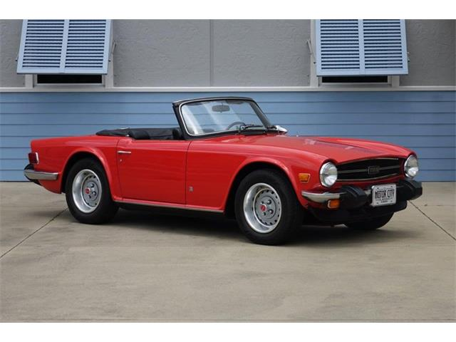 Picture of '76 TR6 - PYSO
