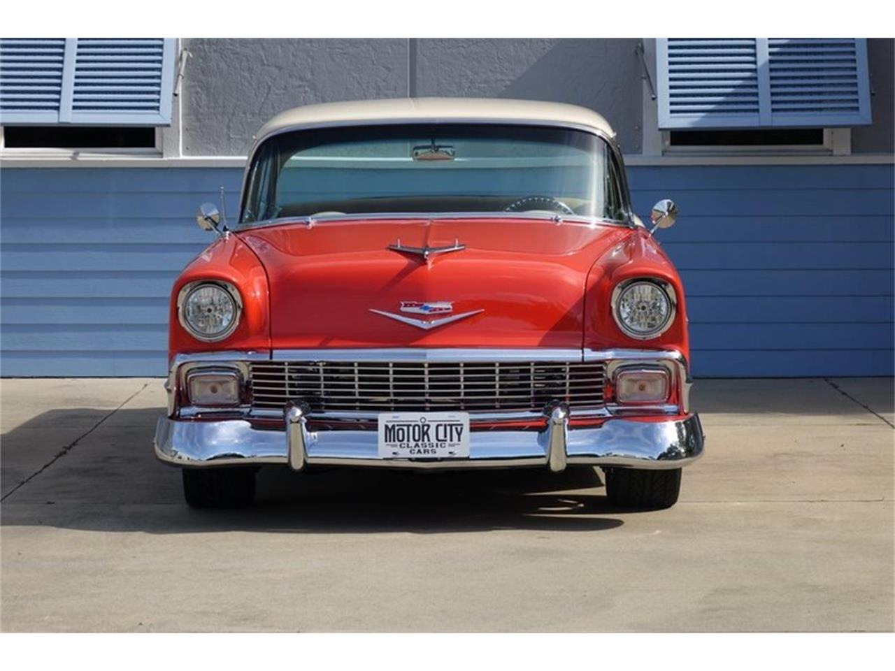 Large Picture of '56 Bel Air - PYSS