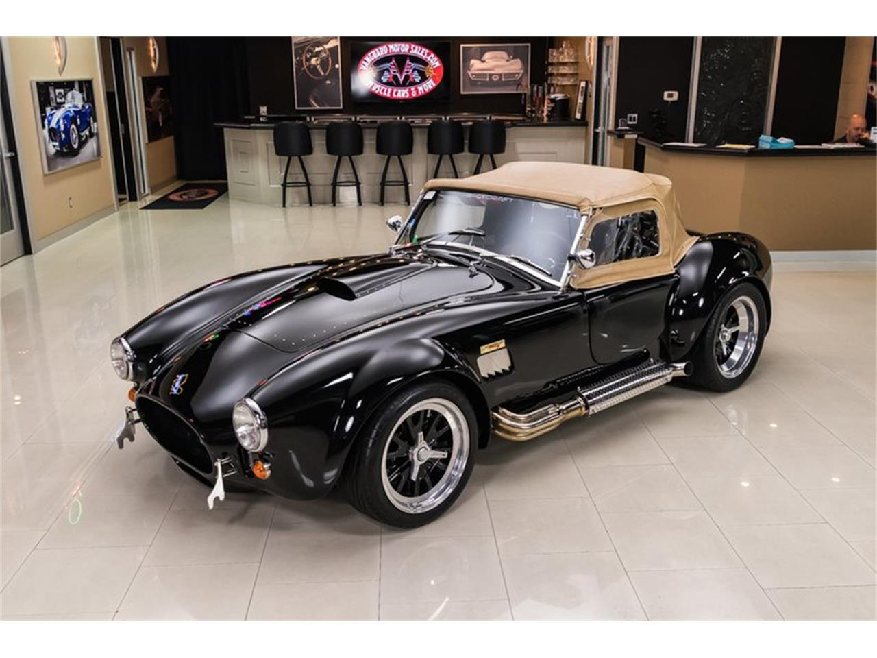 Large Picture of Classic '65 Cobra Offered by Vanguard Motor Sales - PXRB