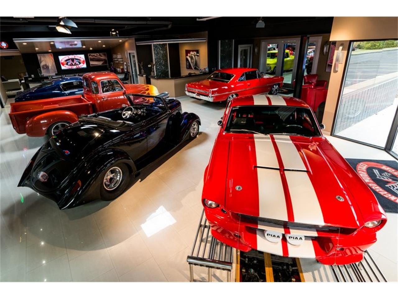Large Picture of '65 Cobra located in Michigan Offered by Vanguard Motor Sales - PXRB