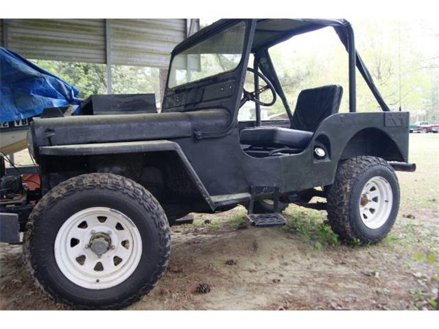 Picture of '55 CJ - PYTM