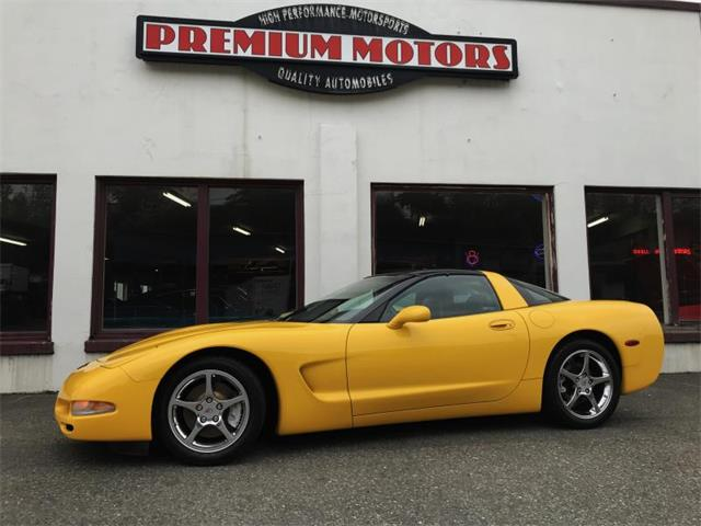 Picture of '02 Corvette - PYTP