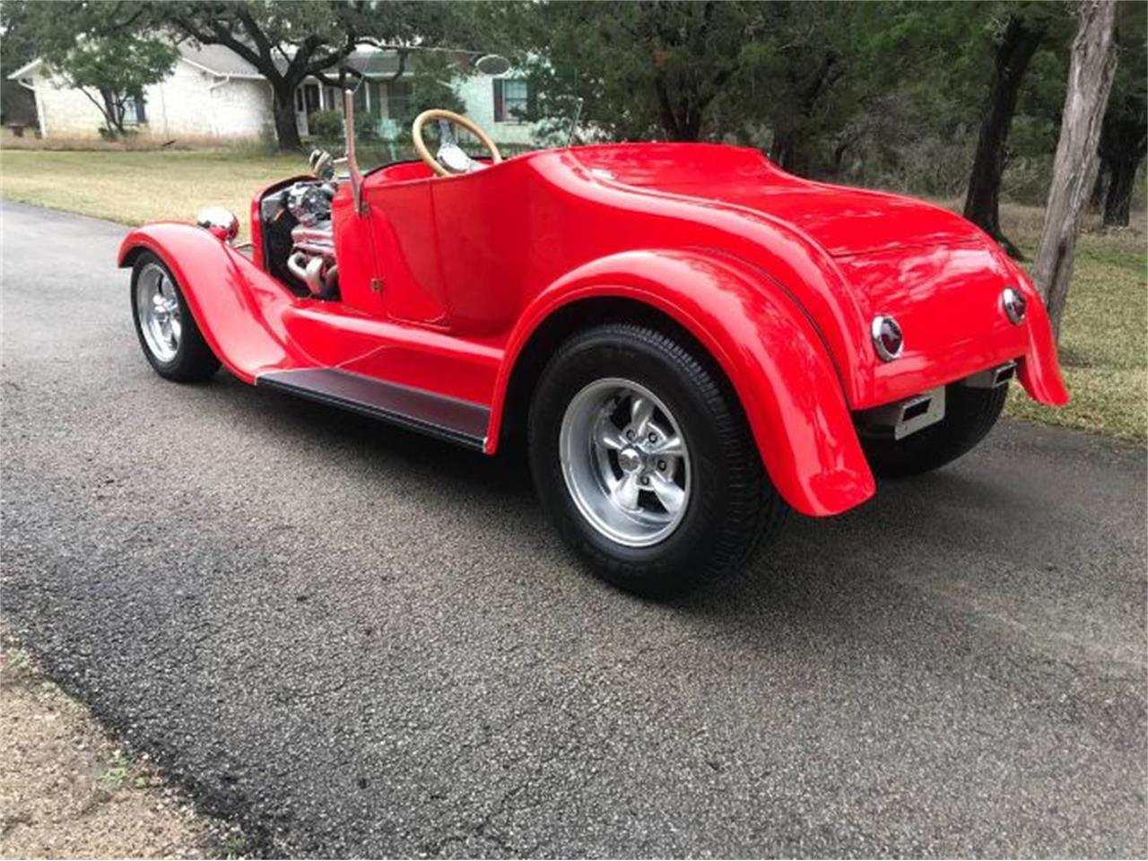 Large Picture of '27 Roadster - PYTV