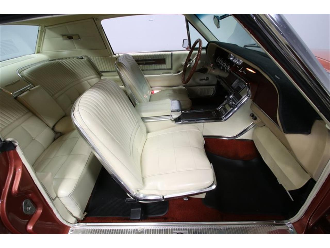 Large Picture of '66 Thunderbird - PXRF