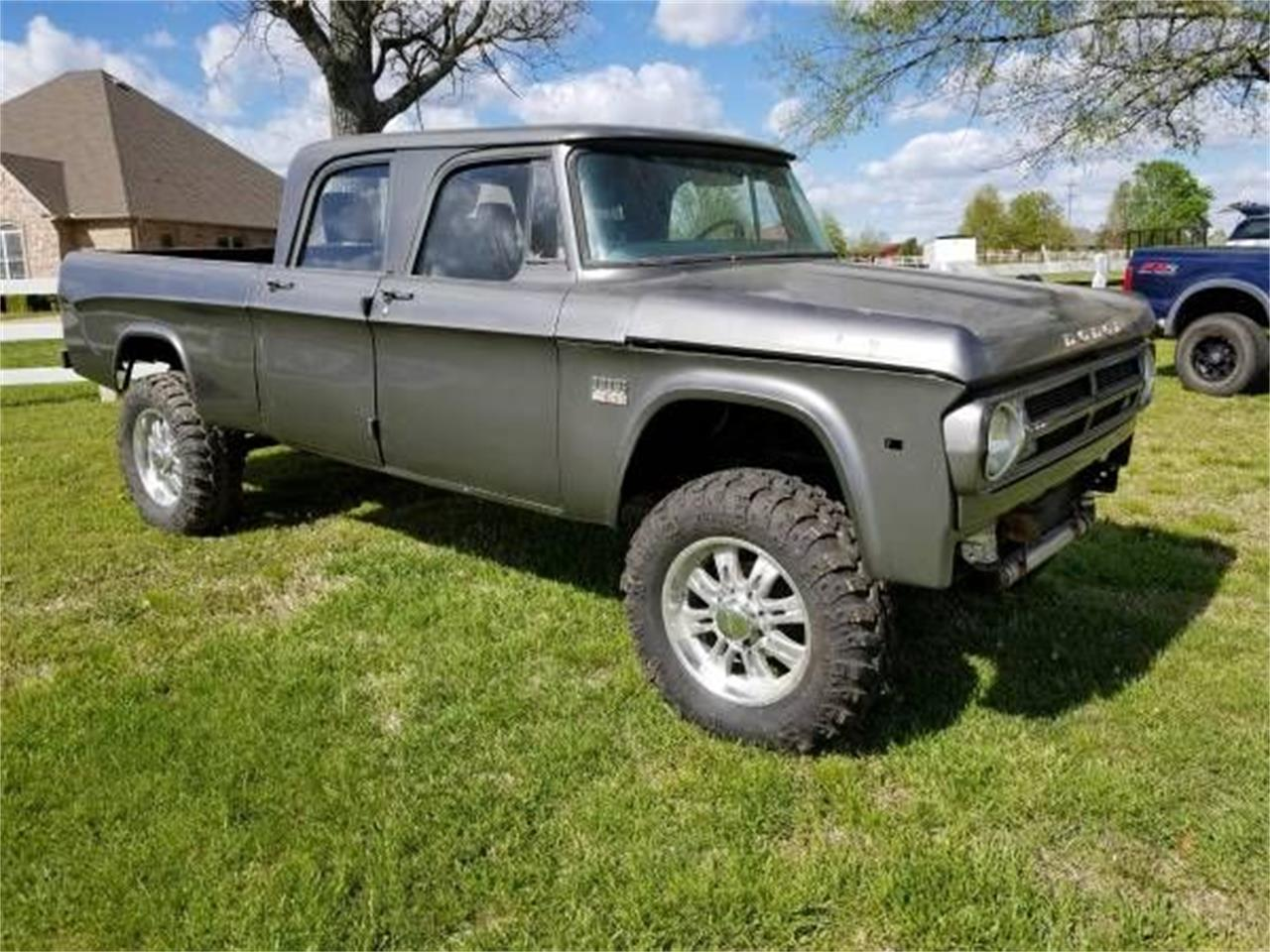 Large Picture of '70 Pickup - PYUG