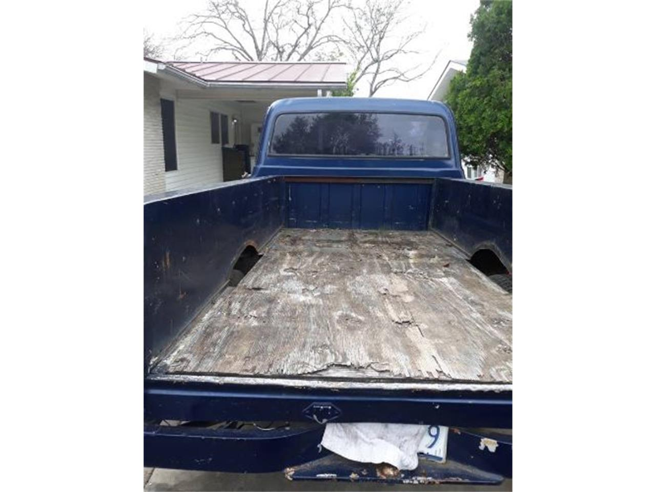 Large Picture of 1969 GMC Pickup located in Cadillac Michigan - $4,895.00 - PYUP