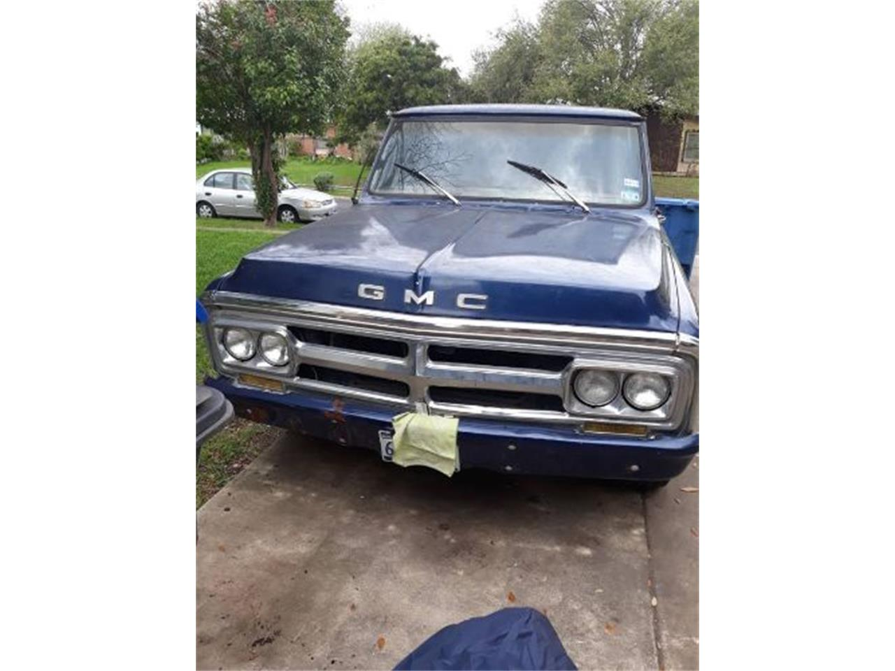 Large Picture of Classic '69 GMC Pickup located in Cadillac Michigan Offered by Classic Car Deals - PYUP