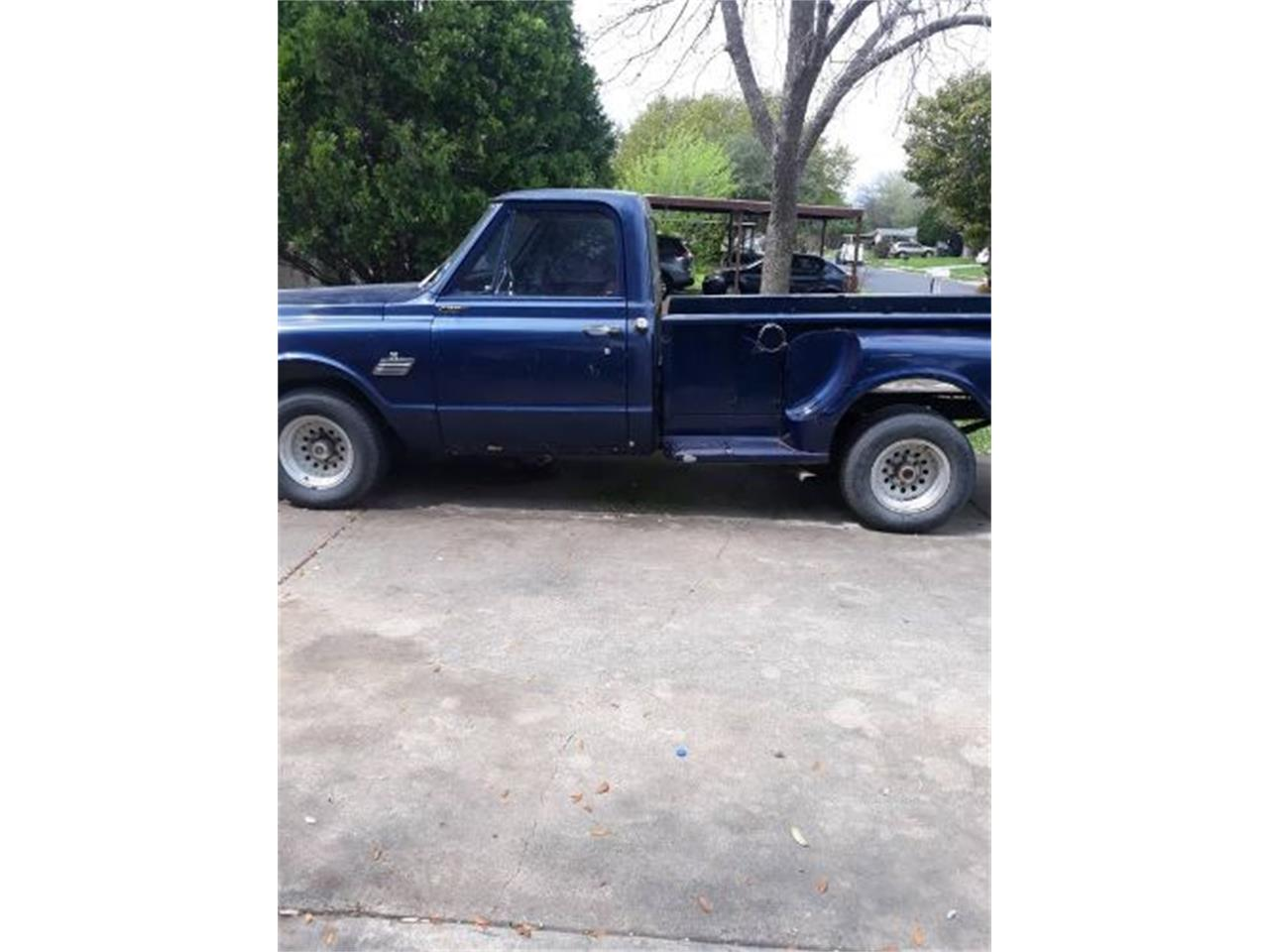 Large Picture of 1969 Pickup - PYUP