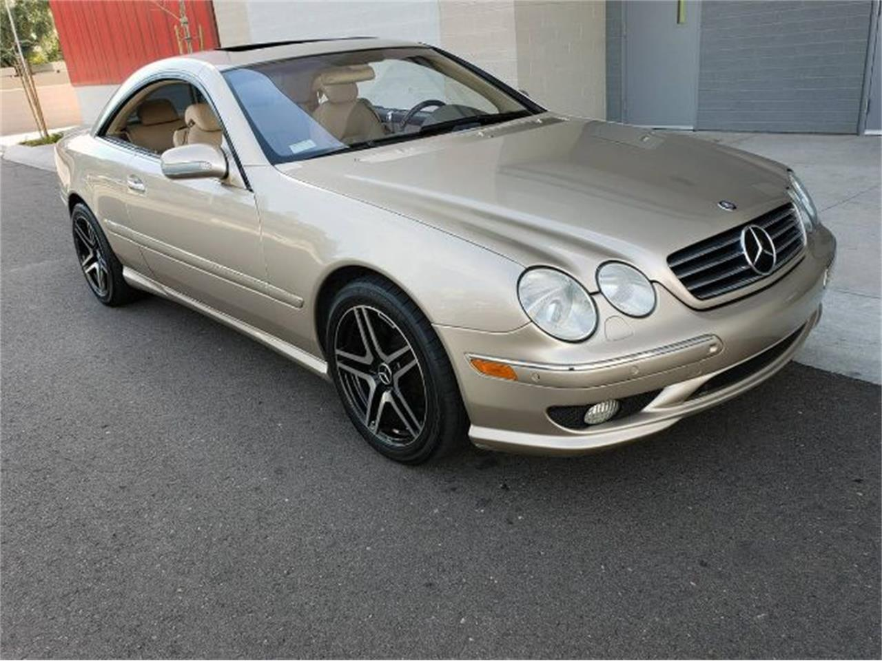 Large Picture of '01 CL500 - PYUY