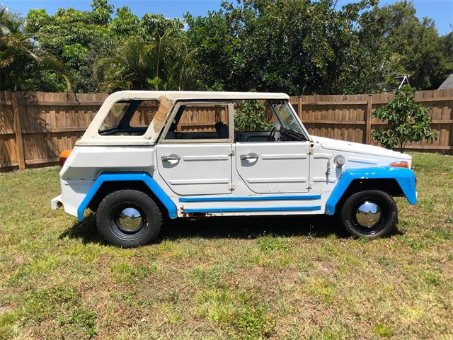 Volkswagen Thing For Sale >> Classic Volkswagen Thing For Sale On Classiccars Com