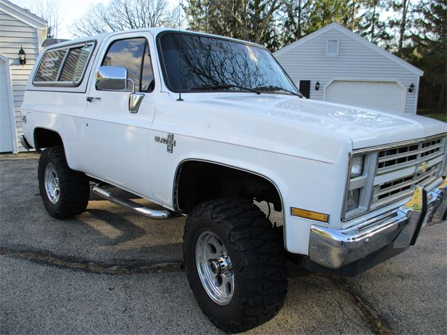 Picture of '88 Chevrolet Blazer located in Wisconsin Offered by a Private Seller - PYVJ