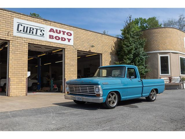 Picture of Classic 1967 Ford F100 located in DONGOLA Illinois Offered by  - PYVN
