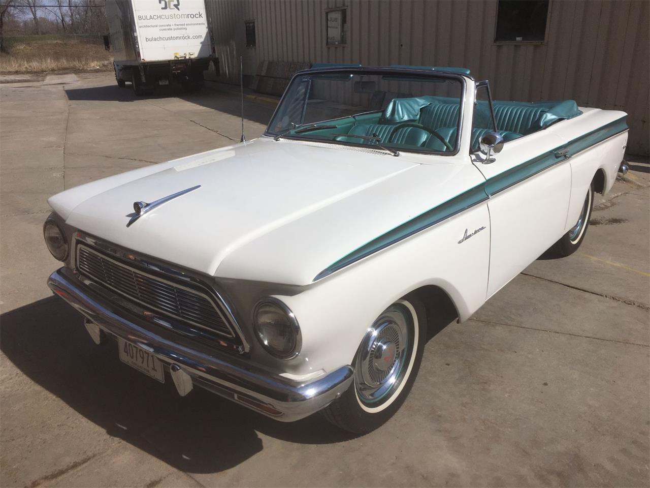 Large Picture of 1962 Rambler American Offered by Classic Rides and Rods - PYWM