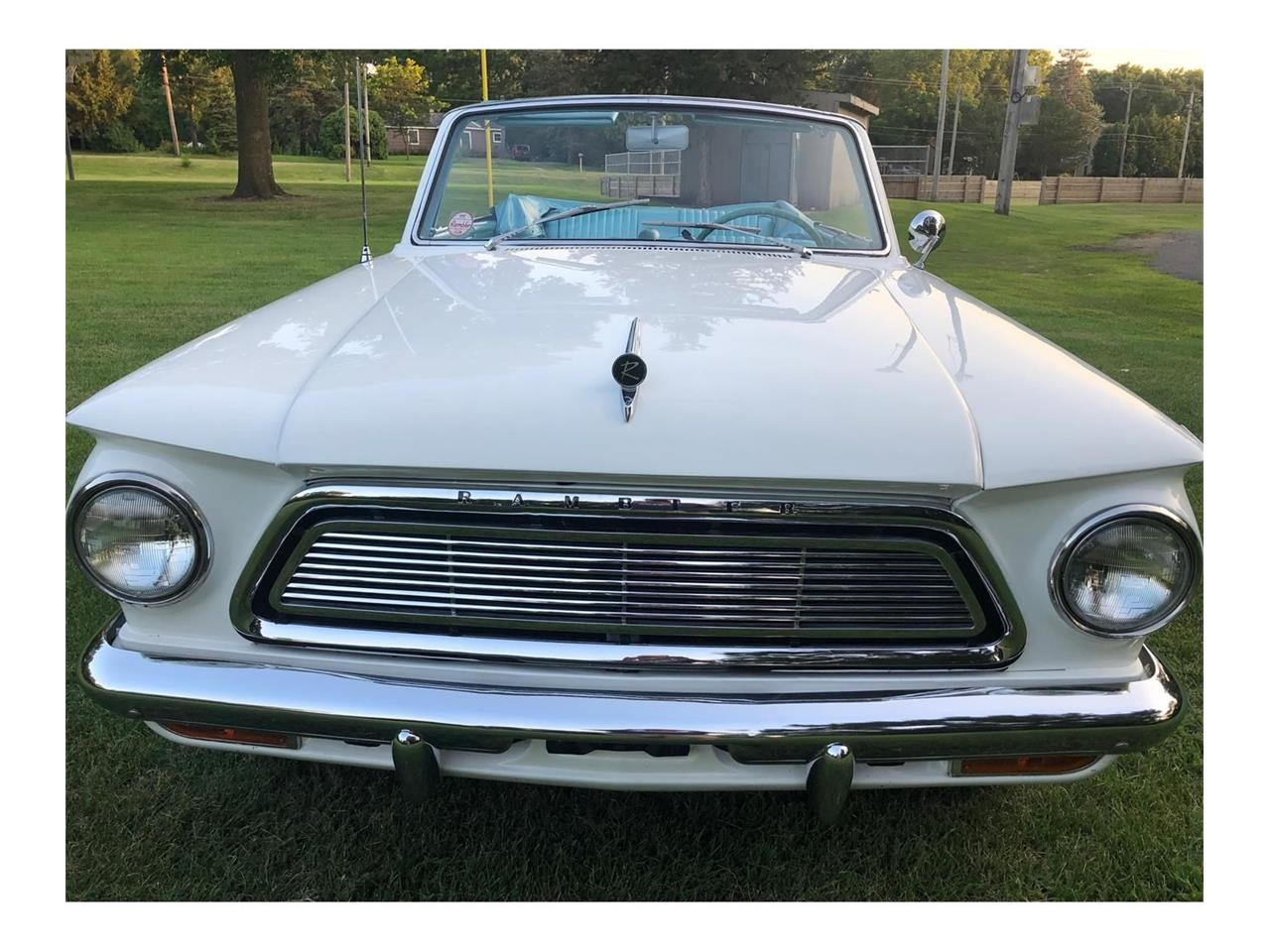 Large Picture of '62 Rambler American located in Minnesota Offered by Classic Rides and Rods - PYWM