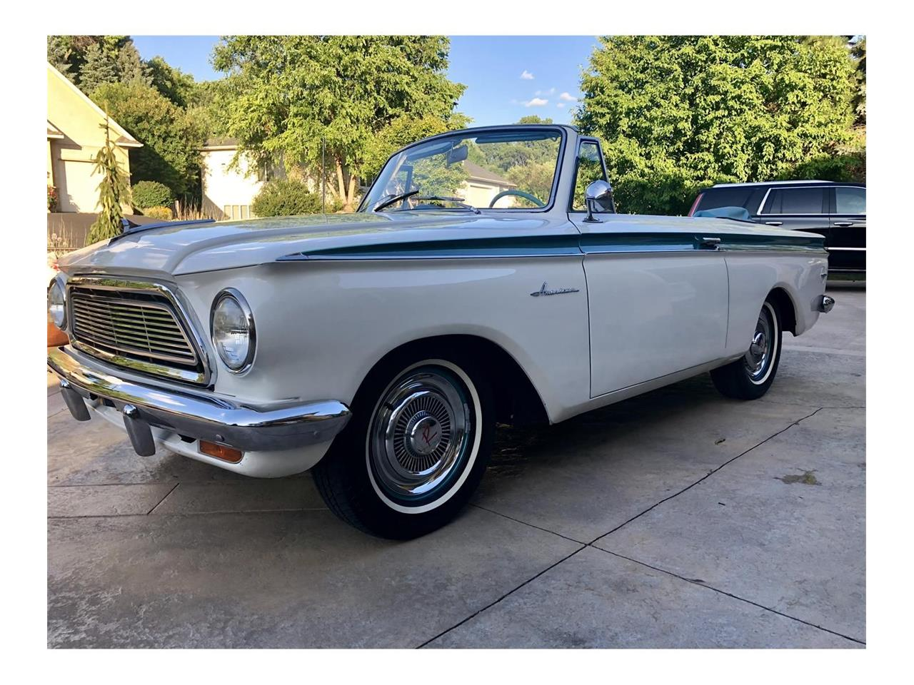 Large Picture of Classic '62 Rambler American located in Annandale Minnesota - PYWM