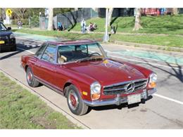 Picture of Classic 1970 Mercedes-Benz 280SL located in New York - $49,500.00 Offered by Gullwing Motor Cars - PYX9