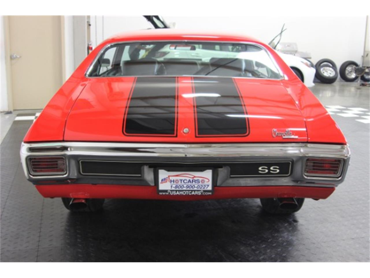 Large Picture of 1970 Chevrolet Chevelle SS located in California - PYXF
