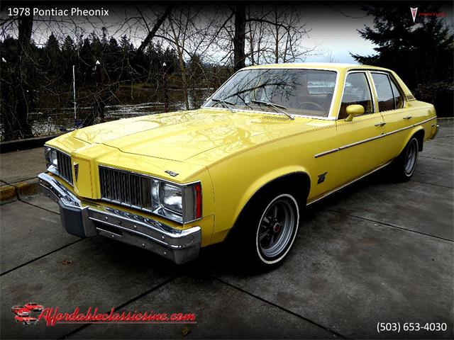 Picture of '78 Phoenix - PYXH