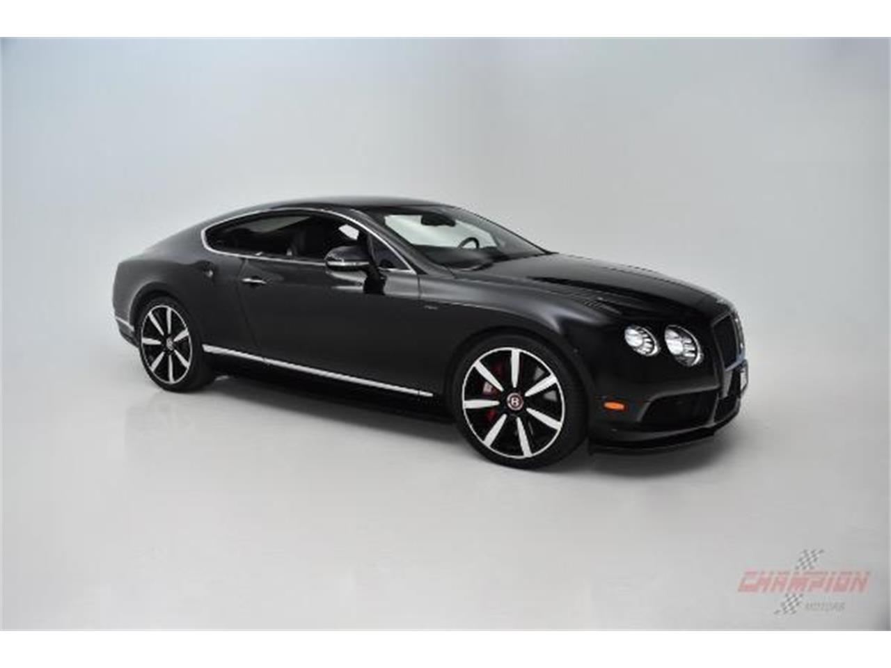 Large Picture of '15 Continental GT V8 S - PYXX