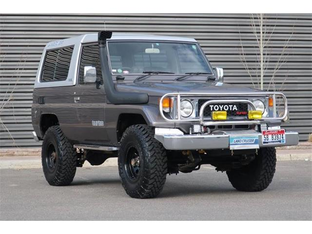 Picture of 1989 Land Cruiser FJ located in Hailey Idaho Offered by  - PYY4