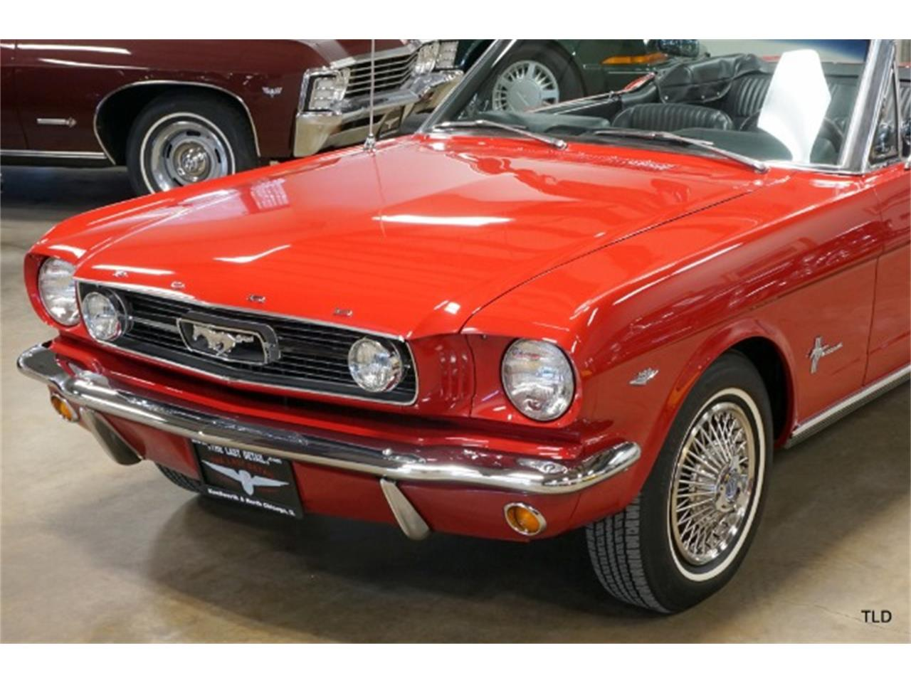 Large picture of 65 mustang located in chicago illinois 39000 00 pyy7