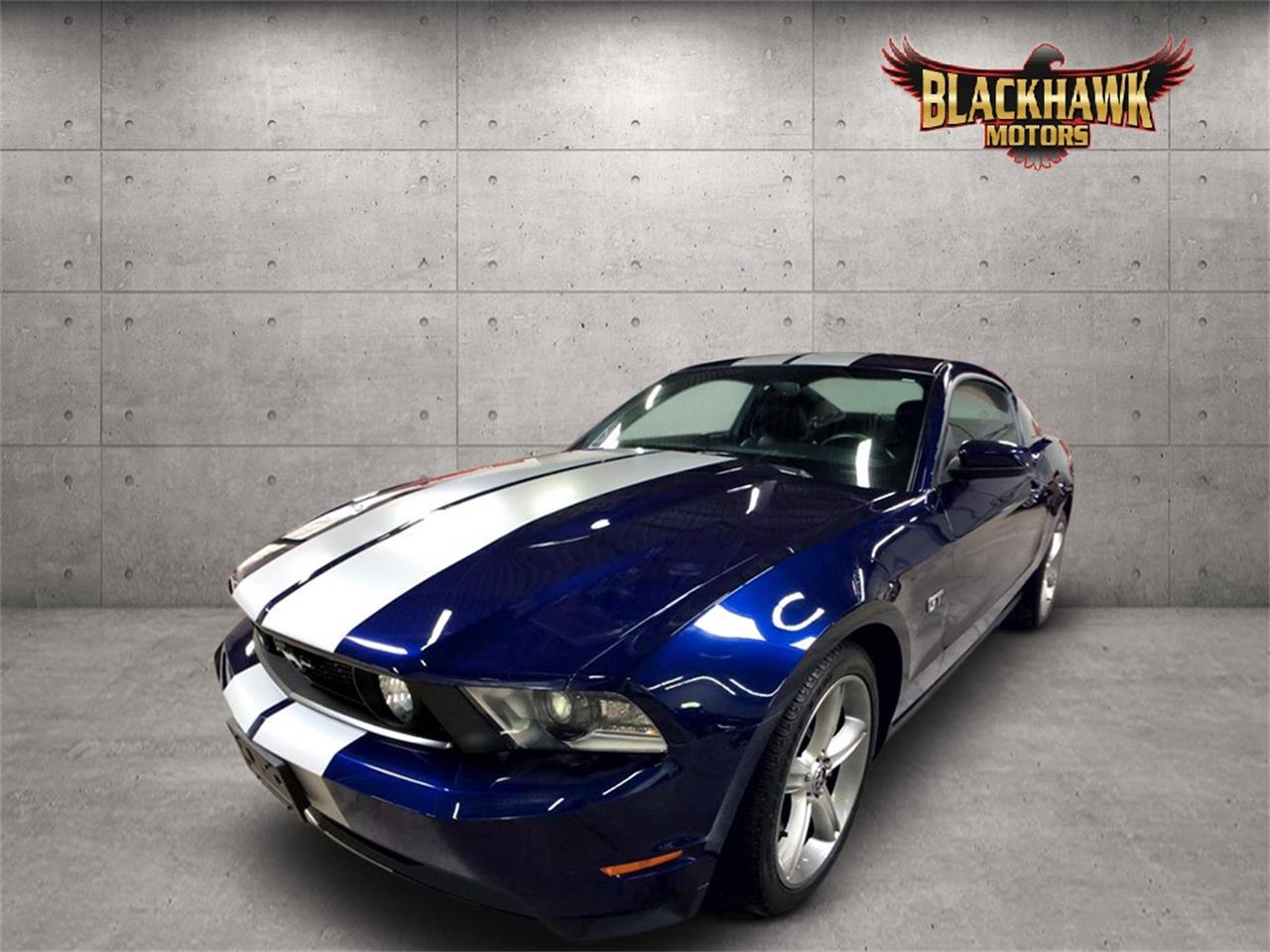 Large Picture of '10 Mustang - PYYD