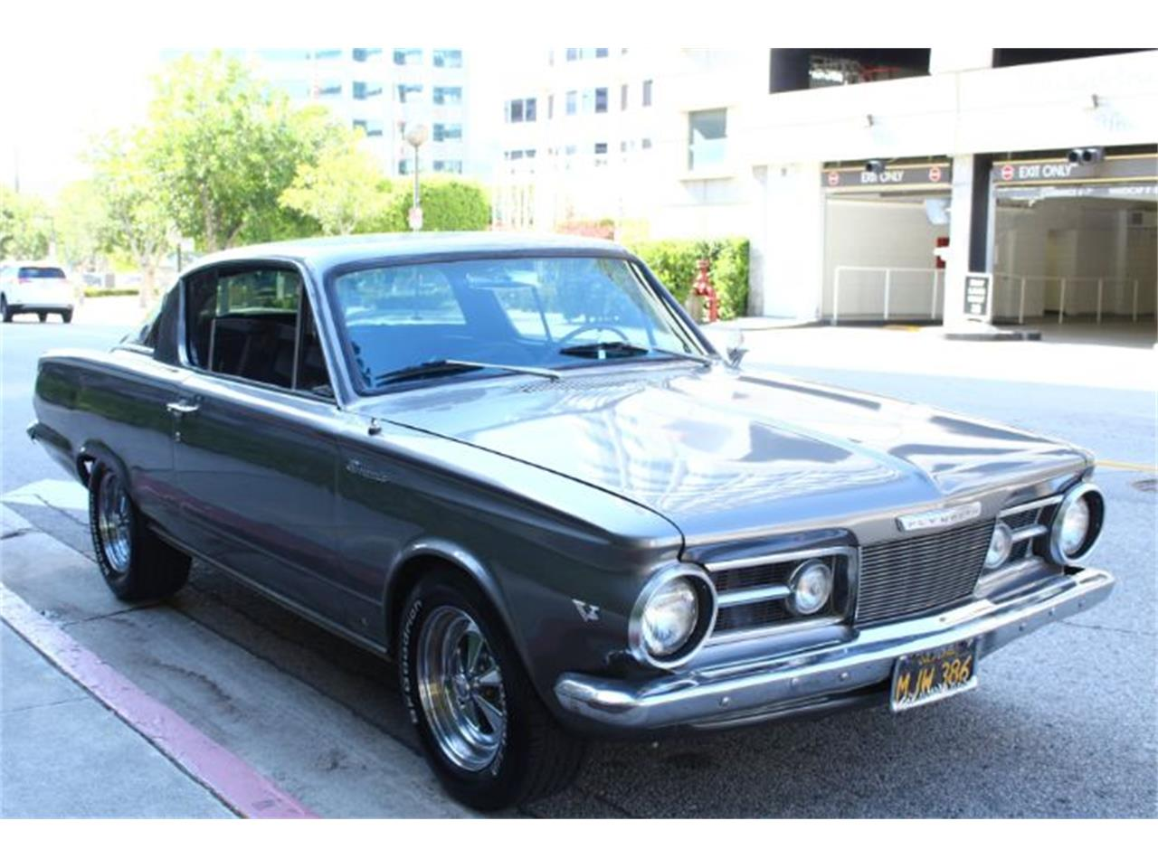Large Picture of '65 Barracuda - PYYJ
