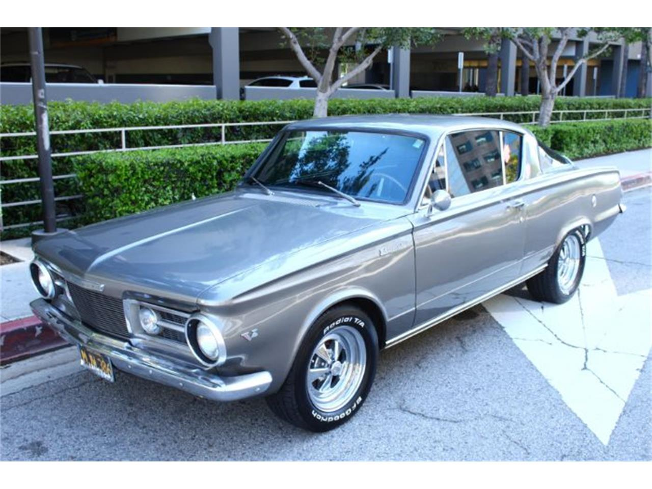 For Sale: 1965 Plymouth Barracuda in Cadillac, Michigan