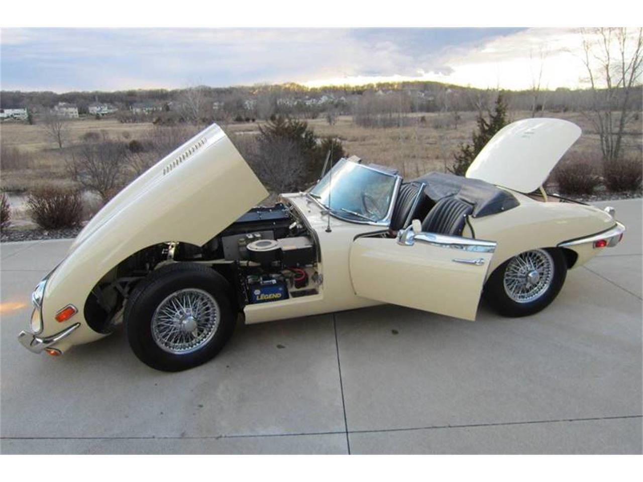Large Picture of 1969 Jaguar E-Type - $97,000.00 - PXRW