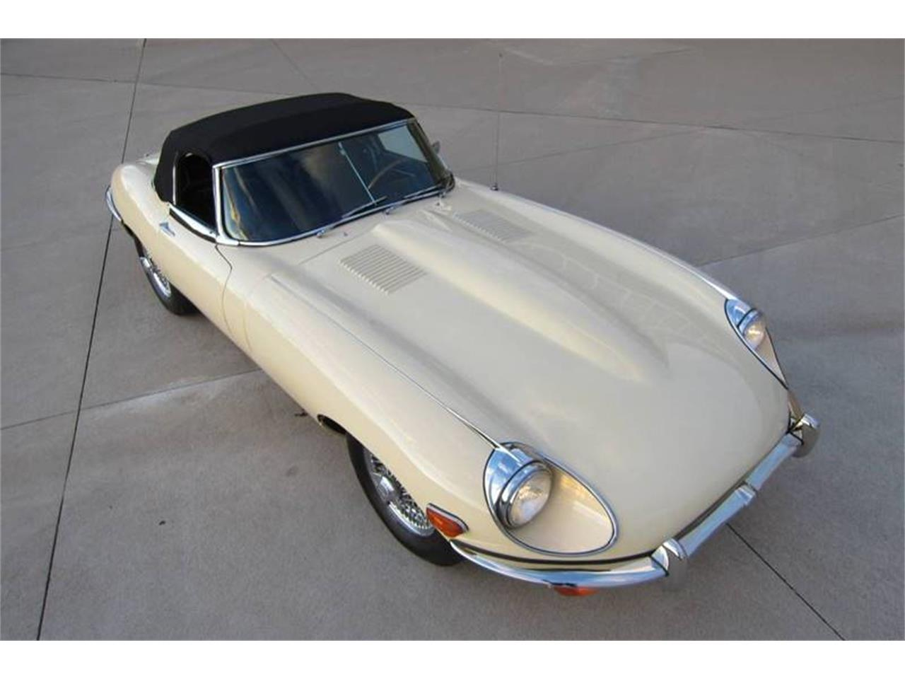 Large Picture of Classic '69 Jaguar E-Type located in Long Island New York - $97,000.00 Offered by DP9 Motorsports - PXRW