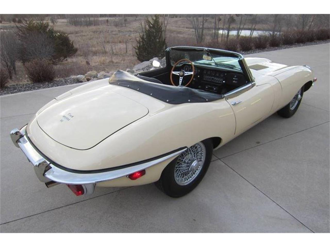 Large Picture of Classic 1969 Jaguar E-Type located in Long Island New York - PXRW